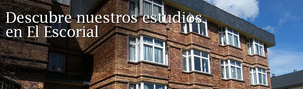 Alquiler de estudios en El Escorial
